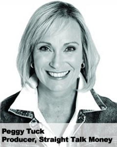 Peggy Tuck, Producer of Straight Talk Money