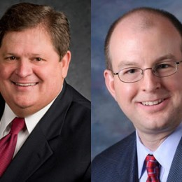 Mike Robertson, host of Straight Talk Money, and Tim Gill, director of Economics at NEMA