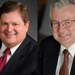 Mike Robertson, host of Straight Talk Money, and John Hofmeister, founder and CEO of Citizens for Affordable Energy