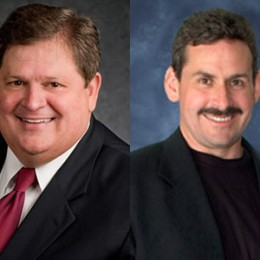 Mike Robertson, host of Straight Talk Money, and Mitch Anthony, The Daily Dose