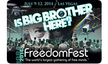Freedom Fest 2014 and Straight Talk Money