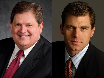 Mike Robertson, host of Straight Talk Money, and Michael Santoli, Senior Columnist at Yahoo! Finance