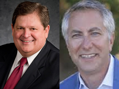 Mike Robertson, host of Straight Talk Money, and David Weidner, reporter for MarketWatch