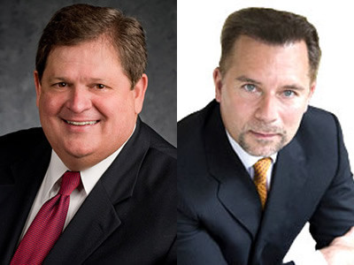 Mike Robertson, host of Straight Talk Money, and Nicholas Vardy, creator of The Alpha Investor Letter