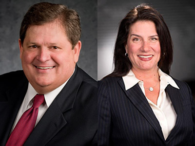 Mike Robertson, host of Straight Talk Money, and Danielle Dimartino-Booth, former Sr Financial Analyst for Federal Reserve of Dallas