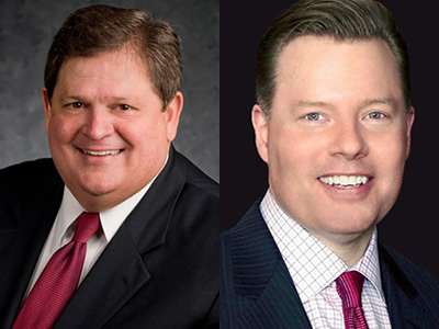 Mike Robertson, host of Straight Talk Money, and Bob Carey, CFA and Chief Market Strategist at First Trust Portfolios